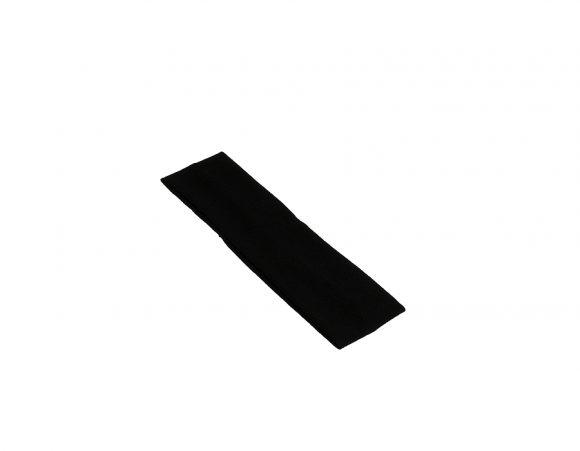 látková čelenka čierna 2u