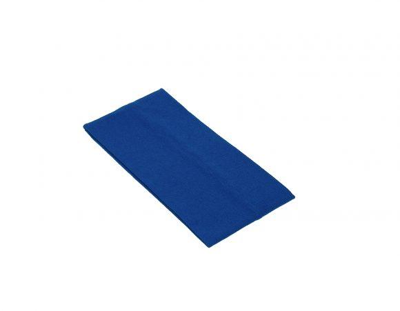 látková čelenka modrá š1