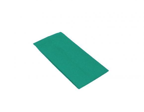 látková čelenka tyrkysovo zelená š1