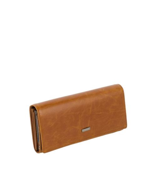 Dámska kožená peňaženka LORENTI